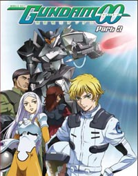 Mobile Suit Gundam 00 Season 1 Part 3 DVD 669198804298