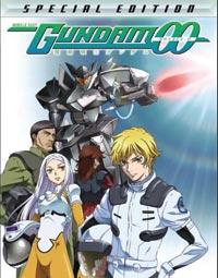 Mobile Suit Gundam 00 Season 1 Part 3 Special Edition DVD 669198804489