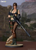 Quiet Metal Gear Solid V The Phantom Pain Figure
