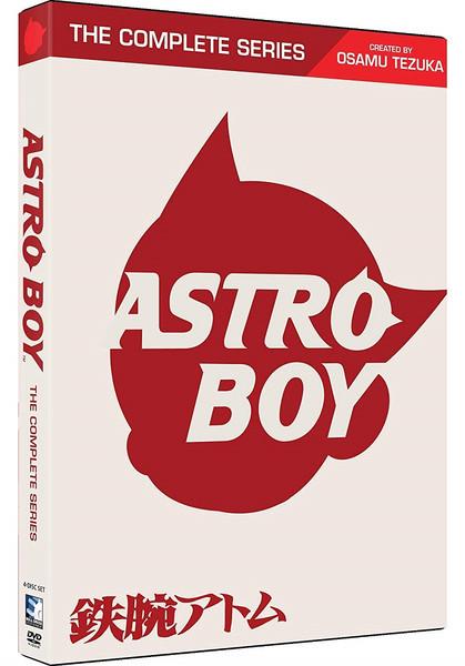 Astro Boy (2003) DVD