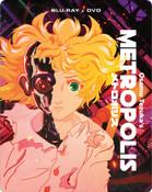 Metropolis Steelbook Blu-ray/DVD