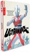 Ultraman Ace Steelbook Blu-ray