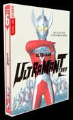 Ultraman Taro Steelbook Blu-ray