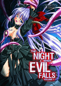 Night When Evil Falls DVD 1 Adult