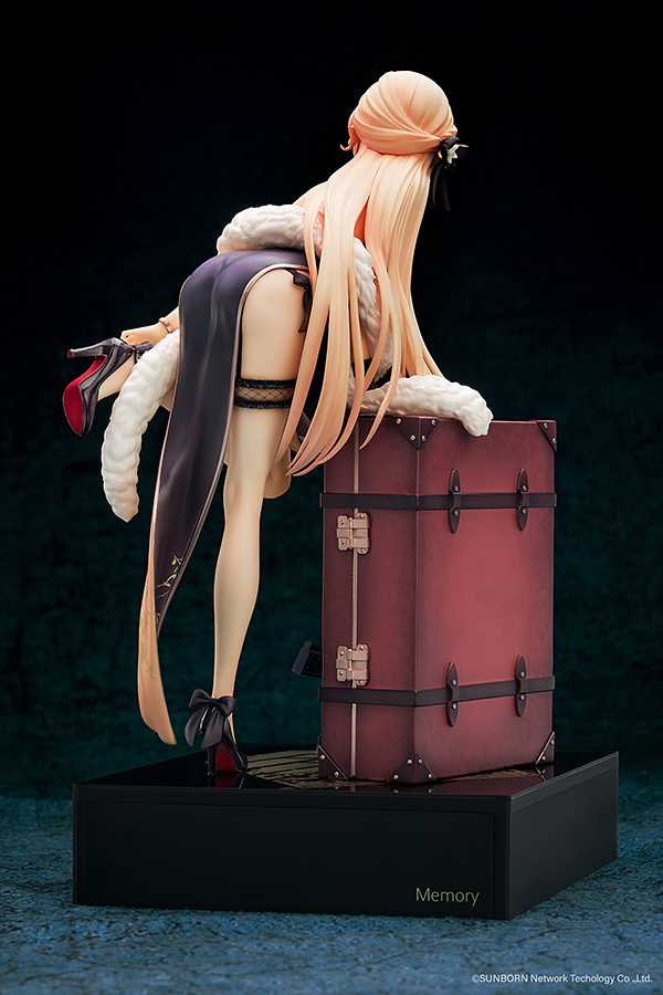 OTs-14 Purple Rain Heart Ver Dolls' Frontline Figure