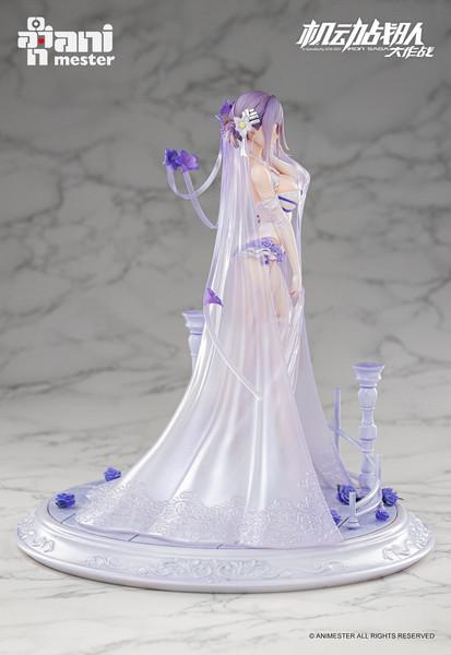 Teresa Bride Ver Iron Saga Figure