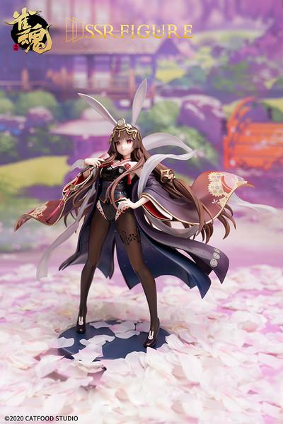 Princess Kaguya Contract Ver Mahjong Soul Figure