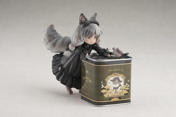 Li Howe Original Deformed Ver Tea Time Cats Figure