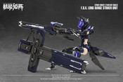 F.O.X. Long Range Striker Unit Cyber Forest Fantasy Girls Model Kit