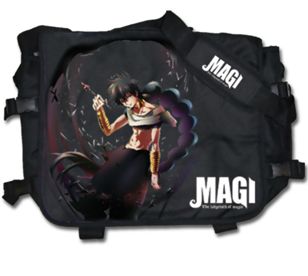Judar Magi Messenger Bag