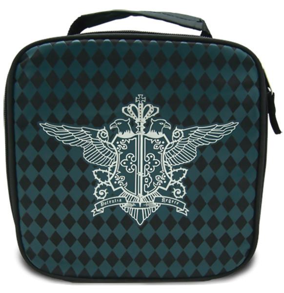 Phantomhive Emblem Black Butler Lunch Bag