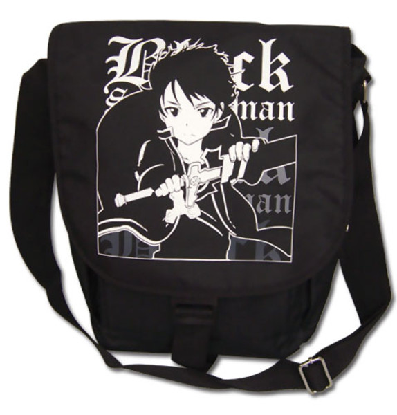 Black Swordsman Kirito Sword Art Online Messenger Bag