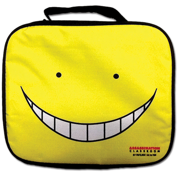 Koro Sensei Face Assassination Classroom Lunch Bag