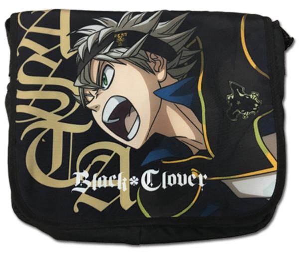 Asta Black Clover Messenger Bag