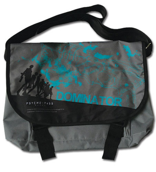 Dominator Silhouettes PSYCHO-PASS Messenger Bag