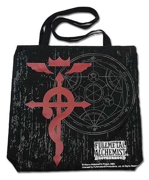 Alchemy Icon Fullmetal Alchemist Brotherhood Tote Bag