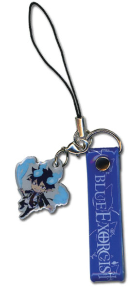 Blue Exorcist Cell Phone Strap: Rin