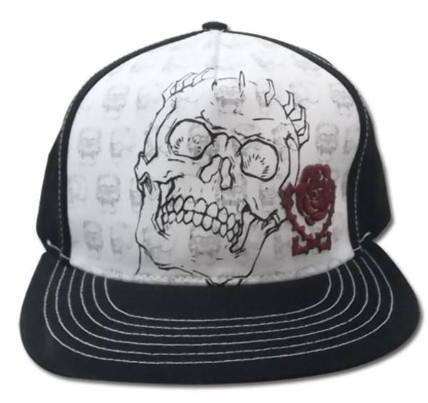 Skull Knight Berserk Cap