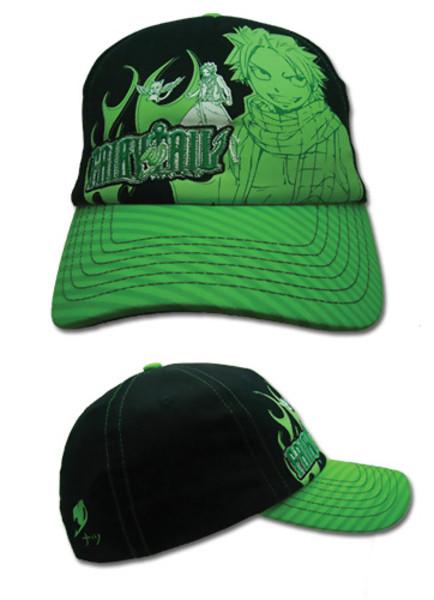 Fairy Tail Cap: Natsu in Green