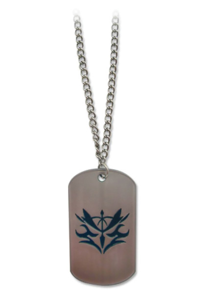 Lancer Command Seal Fate/Zero Dog Tag Necklace