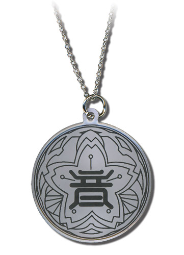 Love Live! School Idol Project Necklace: School Badge 699858356287