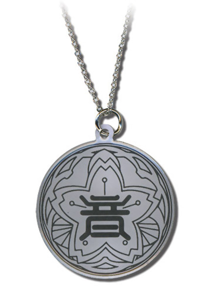 School Badge Love Live! School Idol Project Necklace