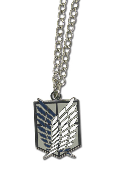 Scouting Legion Emblem Attack on Titan Necklace