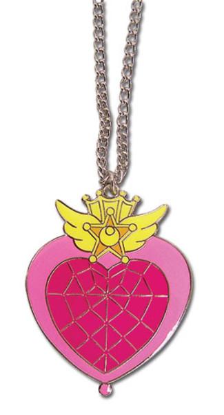 Chibi Moon Compact Sailor Moon Necklace