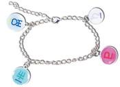 Outer Senshi Sailor Moon Bracelet