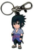 Sasuke Uchiha Naruto Shippuden PVC Keychain