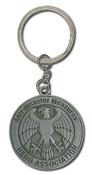 Hero Association Insignia One-Punch Man Metal Keychain