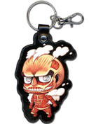 Colossal Attack on Titan Keychain