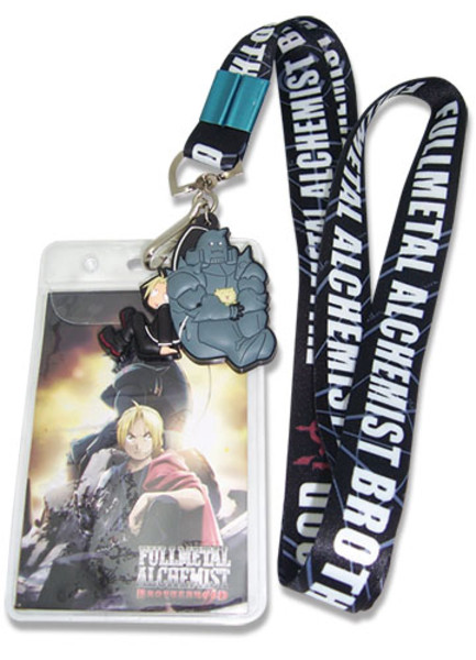 Title Fullmetal Alchemist Brotherhood Lanyard