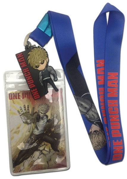 Genos One-Punch Man Lanyard