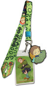 King The Seven Deadly Sins Lanyard