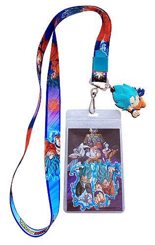 Resurrection F Dragon Ball Super Lanyard 699858379347