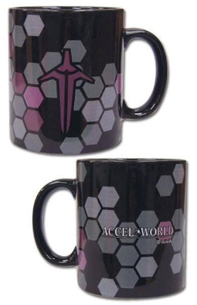 Nege Nebulous Icon Accel World Mug