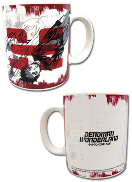 Ganta and Shiro Deadman Wonderland Mug