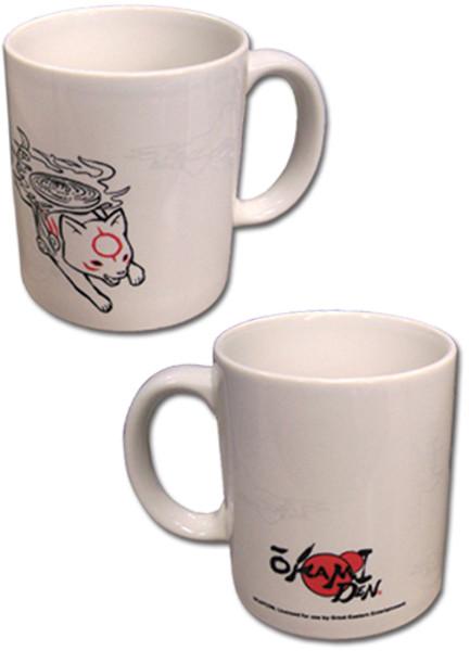 Chibiterasu Okami Den Mug