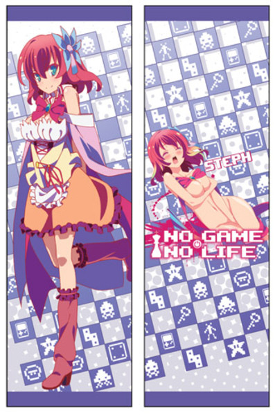 Stephanie Dola No Game No Life Body Pillow