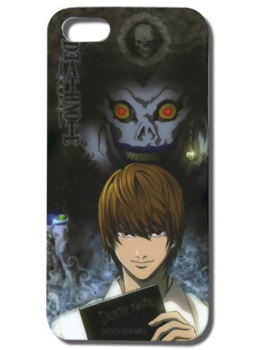 Death Note iPhone 5 Case: Light and Ryuk 699858470259