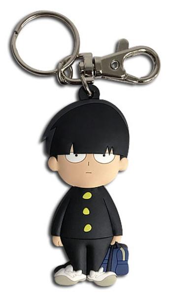 Shigeo Kageyama Mob Psycho 100 PVC Keychain