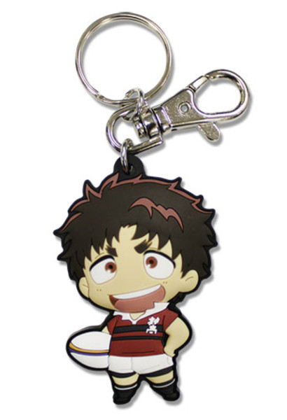 Kenji Gion All Out!! PVC Keychain