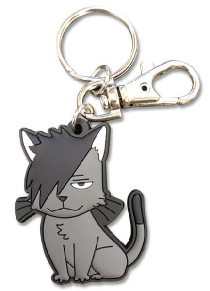 Tetsuro Kuroo Cat Haikyu!! PVC Keychain