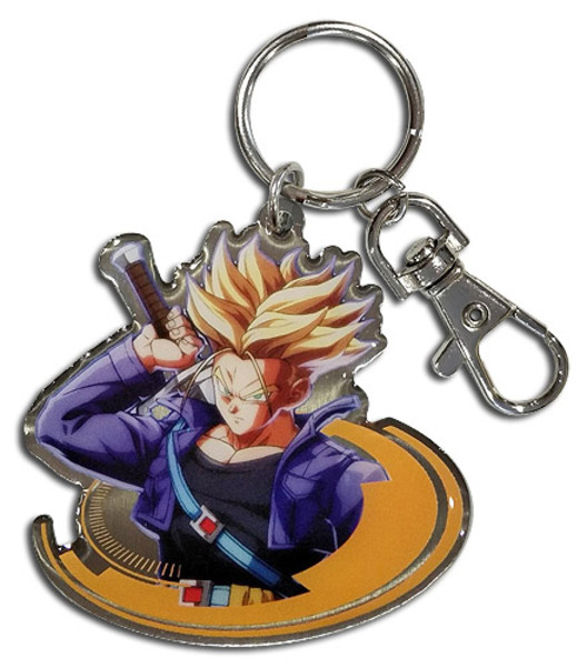 Future Trunks Dragon Ball Fighterz Metal Keychain