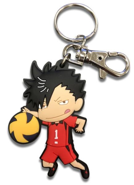 Tetsuro Kuroo Haikyu!! PVC Keychain