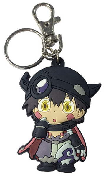 Reg Made in Abyss PVC Keychain