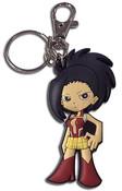Yaoyorozu My Hero Academia PVC Keychain
