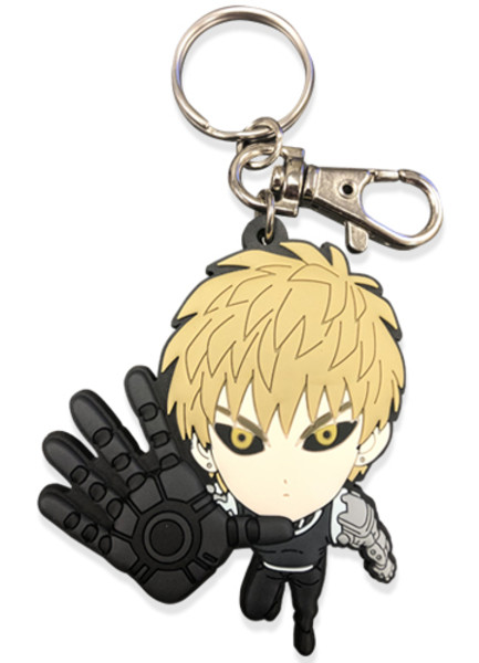 Genos Hand One-Punch Man PVC Keychain