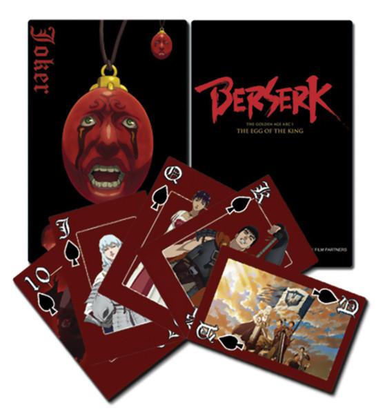 Berserk Playing Cards